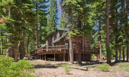 Talmage Tahoe Vacation Rental - Pool & Pier Access - Image 1 - Carnelian Bay - rentals