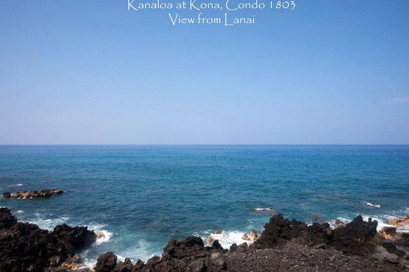 Kanaloa at Kona, Condo 1803 - Image 1 - Kailua-Kona - rentals