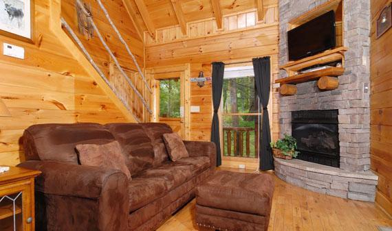 Arbor Place Cabin - Image 1 - Gatlinburg - rentals