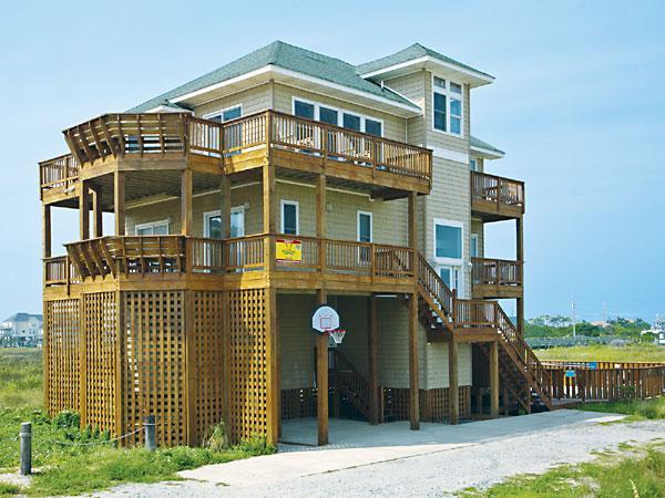 Ocean HI - Image 1 - Rodanthe - rentals