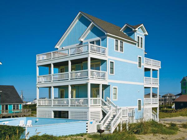 Ocean's Beacon - Image 1 - Rodanthe - rentals