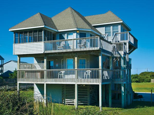 South Shore Dreams - Image 1 - Rodanthe - rentals