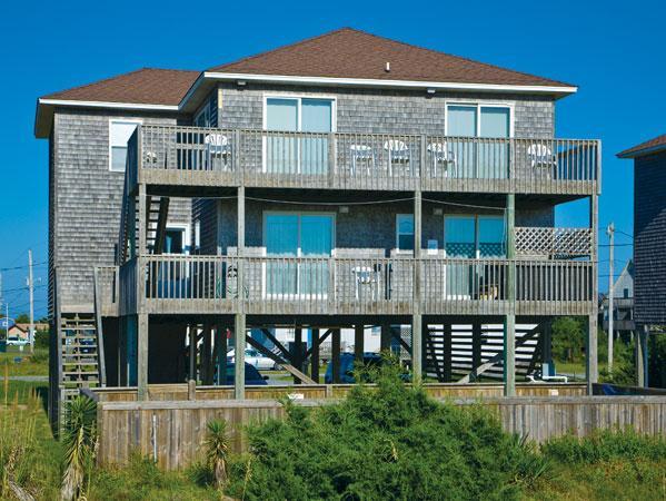 Beach Sand - Image 1 - Salvo - rentals