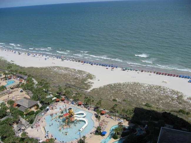 Beautiful Brighton Tower Condo with a Pool, Myrtle Beach - Image 1 - Myrtle Beach - rentals