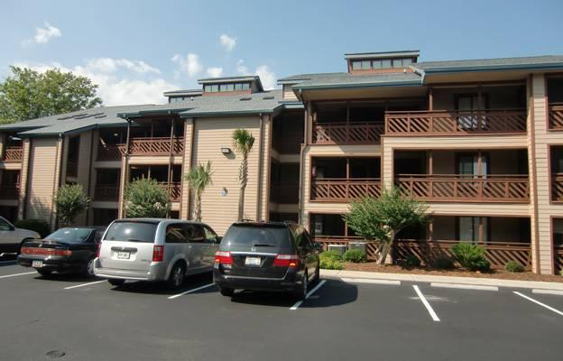 2 Bedroom Excellent Condo with a Pool on Heron Pointe - Image 1 - Myrtle Beach - rentals