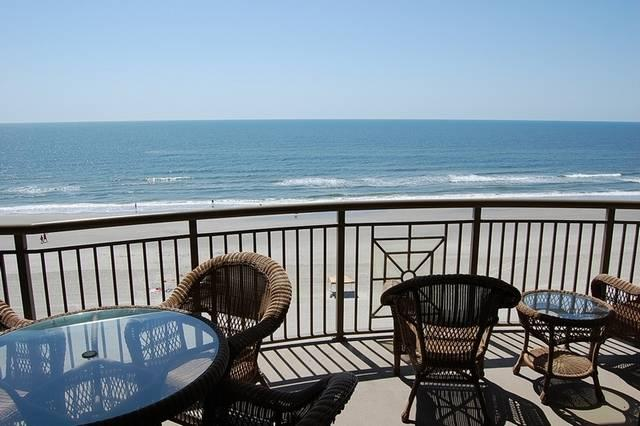 Mar Vista Grande 812 - Image 1 - North Myrtle Beach - rentals