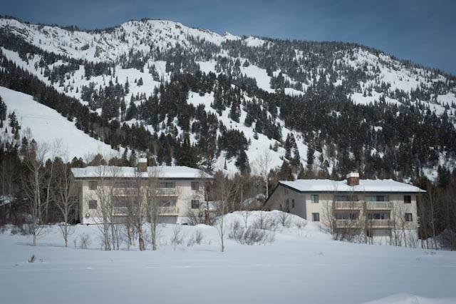 Teton Village 2 Bedroom/3 Bathroom Condo (2.5bd/2.5ba Whiteridge B 3) - Image 1 - Teton Village - rentals