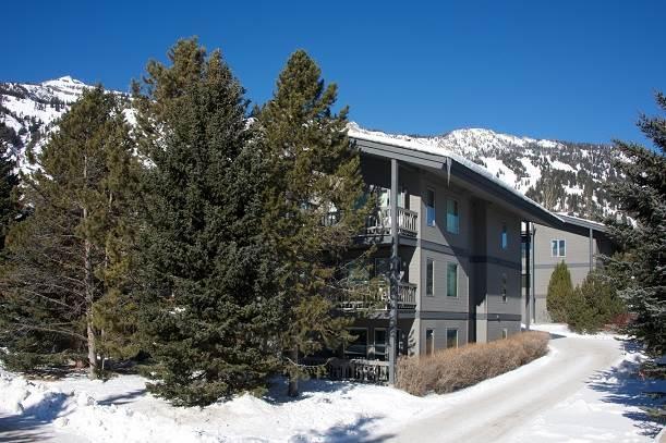 3.5bd/3ba Rendezvous D 4 - Image 1 - Teton Village - rentals