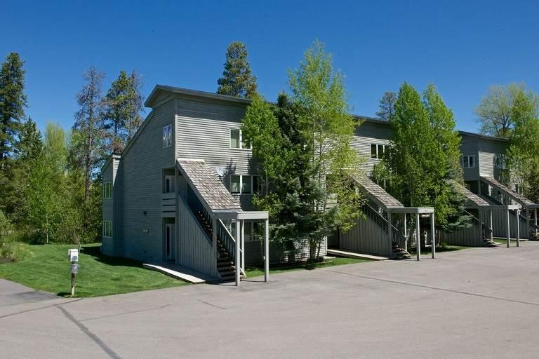 2bd/2ba Balsam Lodge B7 - Image 1 - Wilson - rentals