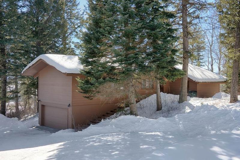 3bd/3ba Baily House - Image 1 - Teton Village - rentals