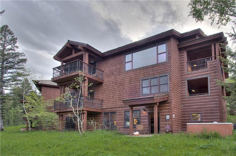 Amazing House in Teton Village (3bd/3.5ba Moose Creek 34) - Image 1 - Teton Village - rentals