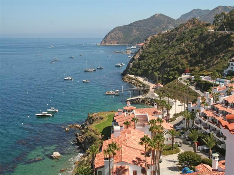 Hamilton Cove Villa 18-75 - Image 1 - Catalina Island - rentals