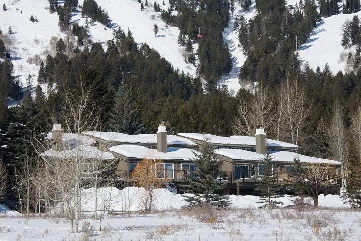 4bd/4ba Snowridge 5 - Image 1 - Teton Village - rentals