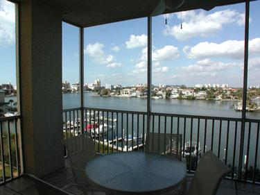 View - The Regatta 2-601 - Naples - rentals