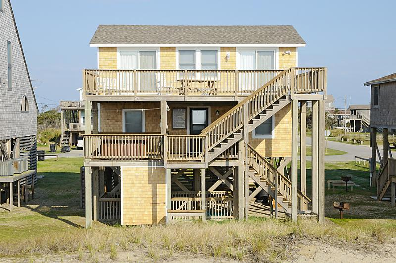 ...BY THE SEA - Image 1 - Hatteras - rentals