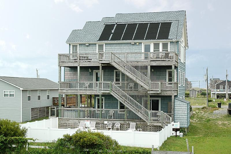 COME SAIL AWAY - Image 1 - Rodanthe - rentals