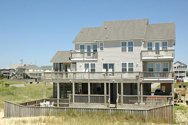 DANCES WITH WAVES - Image 1 - Hatteras - rentals
