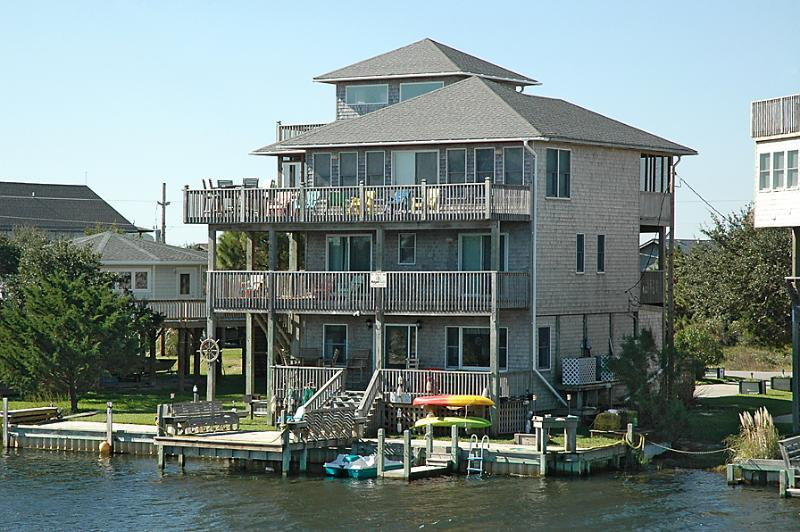 DOCK ON THE BAY - Image 1 - Frisco - rentals