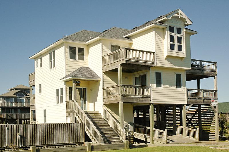 FEATHERED NEST - Image 1 - Hatteras - rentals