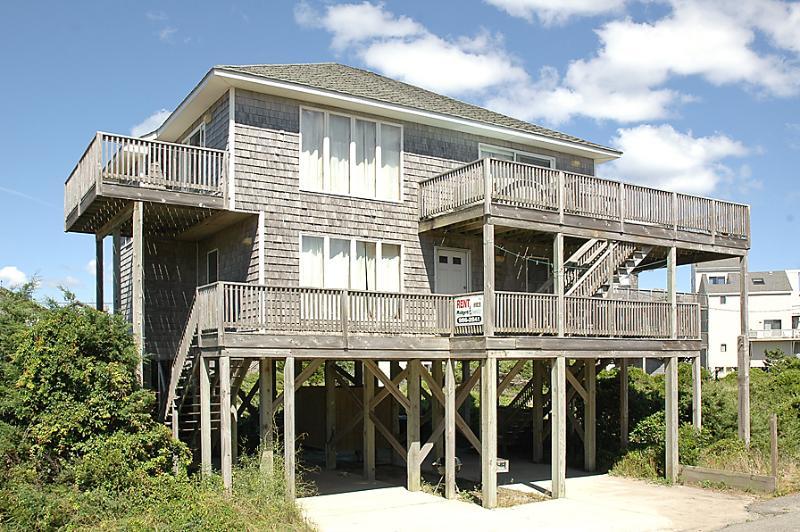 SANDY BEACHES - Image 1 - Hatteras - rentals