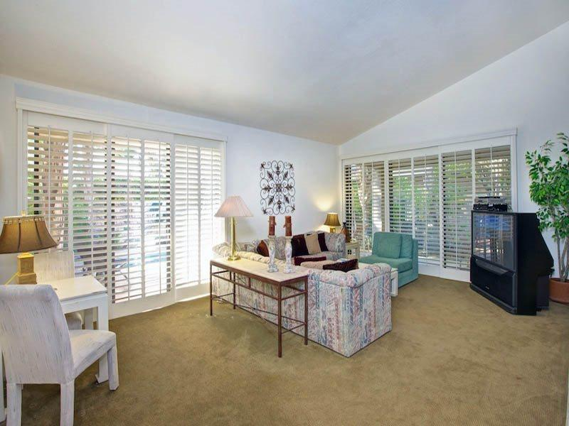 Living Room View - Sundance Resort Two Bedroom Villa 821 - Palm Springs - rentals
