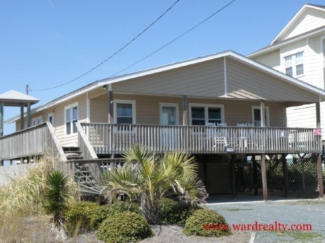 South Paw - Tea Time - Topsail Beach - rentals