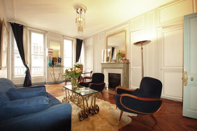 Opéra - 1 Bedroom 1 Bath (3730) - Image 1 - Paris - rentals