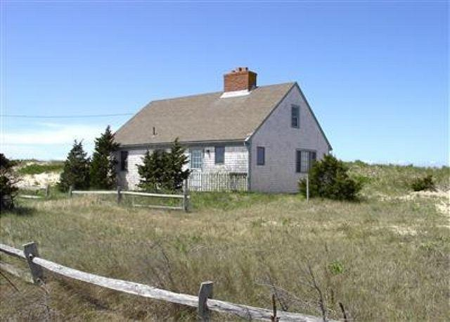 Eastham 3 Bedroom Cottage nestled in the Dunes, only steps to Cape Cod Bay! - Image 1 - Eastham - rentals