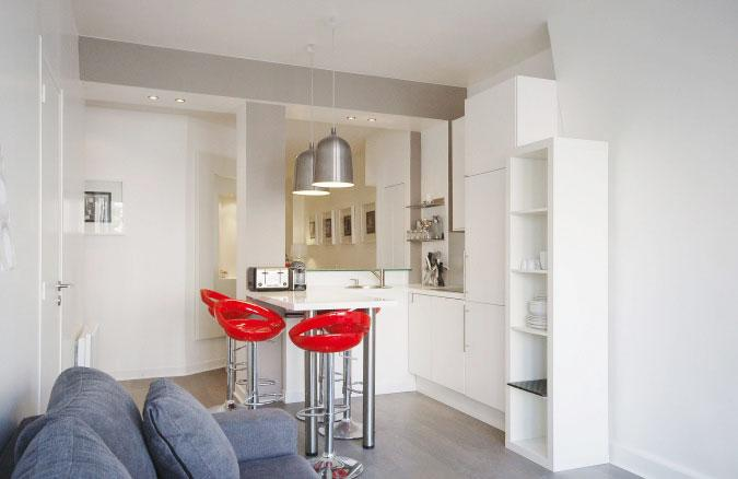Marvelous 3 Bedroom Apartment at Chatelet - Image 1 - Paris - rentals