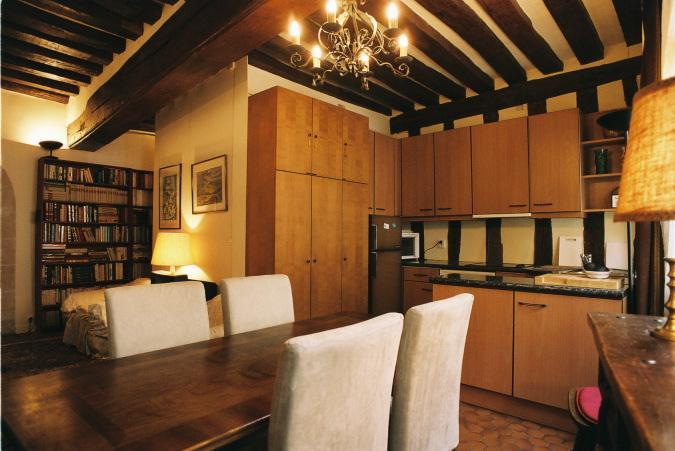 Notre-Dame 1 Bedroom 1 Bath (3751) - Image 1 - Paris - rentals