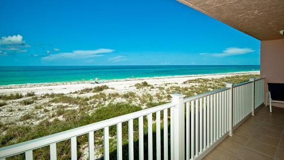 Balcony - Anna Maria Island Club - Bradenton Beach - rentals