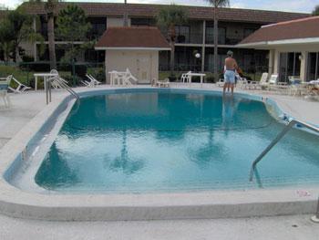 pool - Sabal Palms - Bradenton - rentals