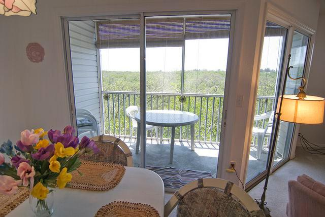 Balcony View - Sandy Point - Holmes Beach - rentals
