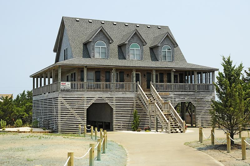 GONE FISHINN - Image 1 - Rodanthe - rentals