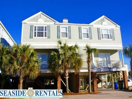 Lady Luck - Image 1 - Surfside Beach - rentals