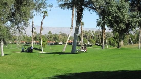 Gorgeous Fairway View from Patio - ALP126 - Rancho Las Palmas Country Club - 3 BDRM, 2 BA - Rancho Mirage - rentals