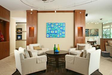 Living Room - Grande Preserve in The Dunes - Naples - rentals