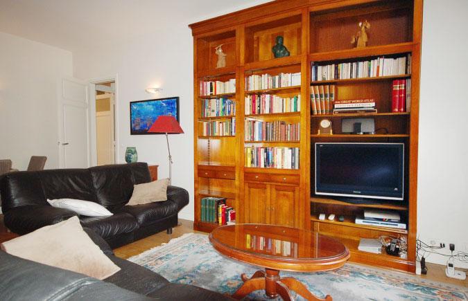 Champs-Elysees 2 Bedroom 1.5 Bathroom (3934) - Image 1 - Paris - rentals