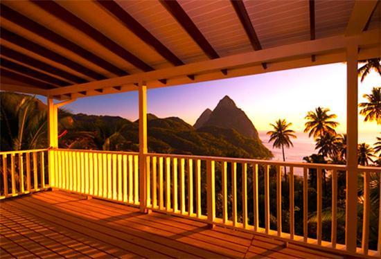La Haut Resort - St.Lucia - La Haut Resort - St.Lucia - Soufriere - rentals
