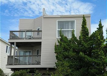SN8723- House Of The Rising Sun; SEMI-OCEANFRONT! - Image 1 - Nags Head - rentals