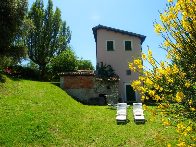 Rubbiano House. 1.7 miles from Spoleto centre - Image 1 - Spoleto - rentals