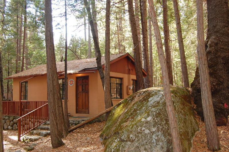(3) Bassett Cedar Rock Cabin II - (3) Bassett Cedar Rock Cabin II - Wawona - rentals