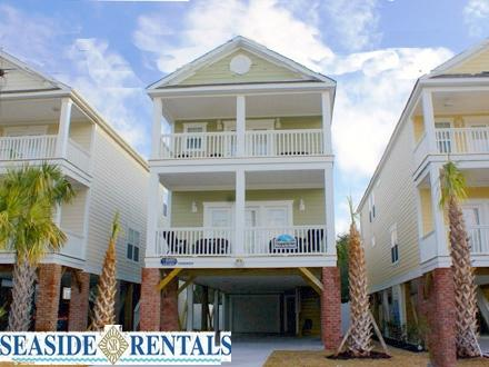 Kite's on the Beach - Image 1 - Surfside Beach - rentals