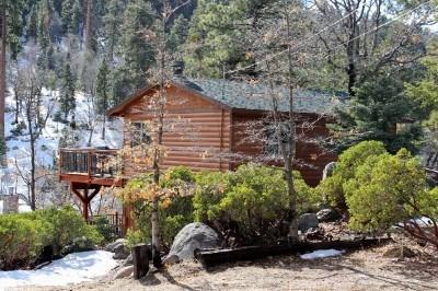 Cozy cabin close to the slpes and bordering the National Forest - Aspen Sport Chalet - Big Bear Lake - rentals