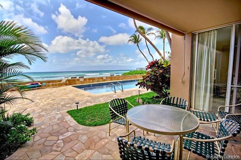 Nohonani Condos and Resort, Condo 101 - Image 1 - Lahaina - rentals
