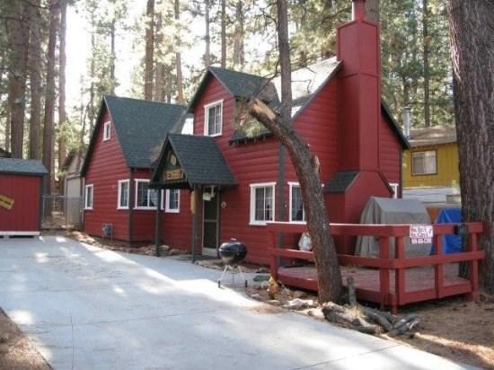 Ponderosa - Image 1 - Big Bear Lake - rentals