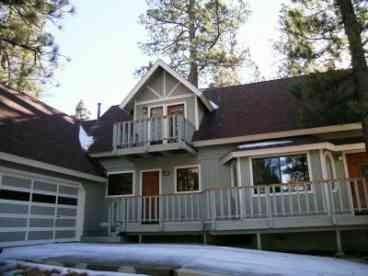 Chateau Schierman - Image 1 - Big Bear Lake - rentals