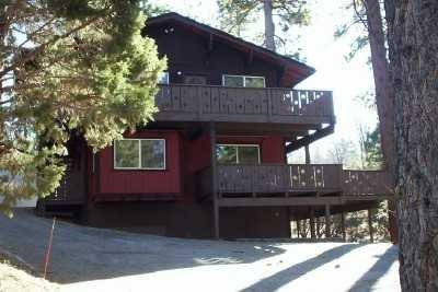A Mountain Getaway - Image 1 - Big Bear Lake - rentals