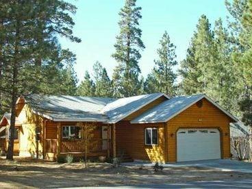 A Mountain Lodge - Image 1 - Big Bear Lake - rentals