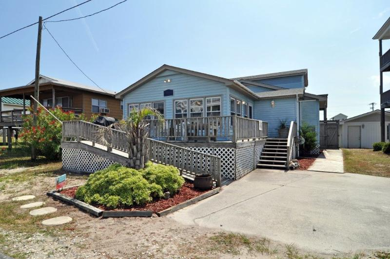 7509 9th Ave - 9th Avenue 7509 Oceanview! | Internet, Pet friendly - North Topsail Beach - rentals